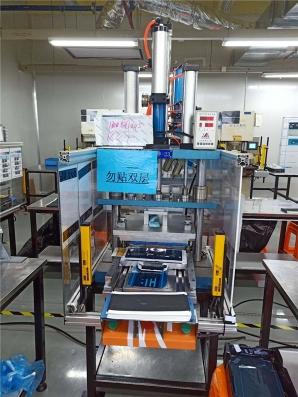 上金牌气动冲压力机三板台式气液增压缸冲床客户长期合作非标定制